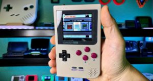 Pocket Pi FE Game Boy Pocket