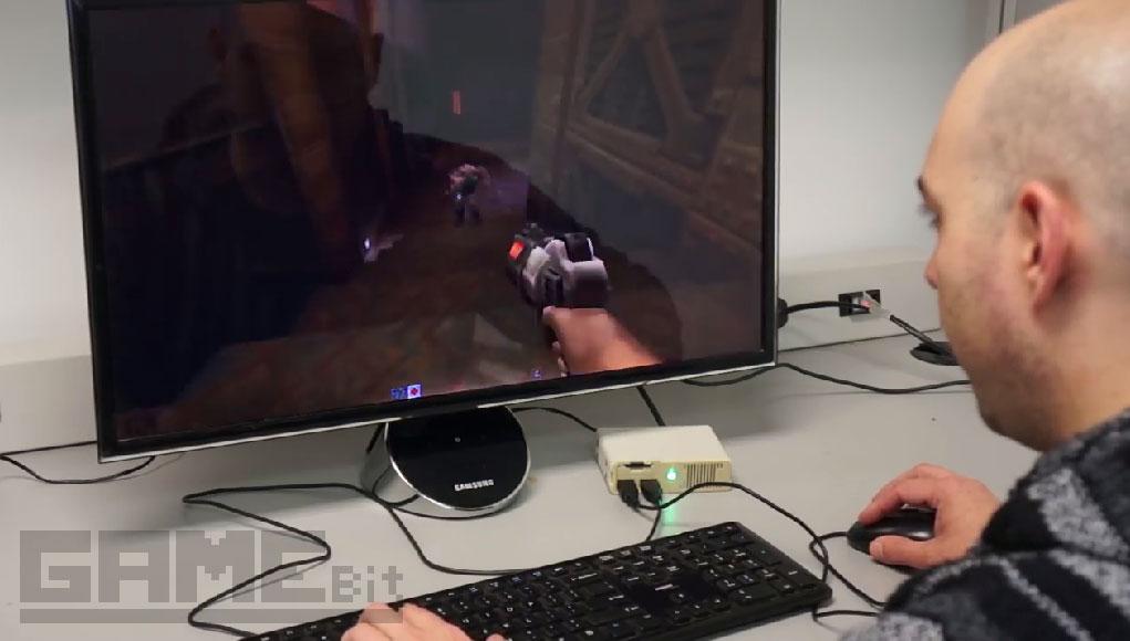 mini dos console quake 2