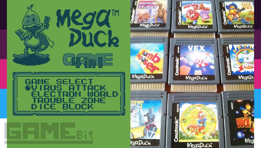 mega duck giochi