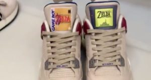 scarpe nintendo