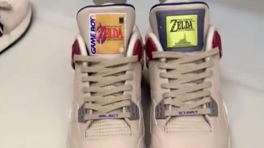 best service 60967 83b99 Chi vuole un paio di scarpe in stile Game Boy? - Game Bit ...