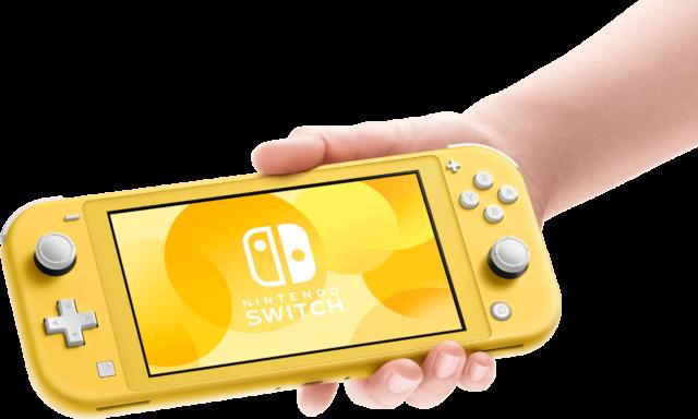 Nitendo Switch Lite